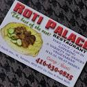 Roti Palace Finch Avenue West Toronto Canada
